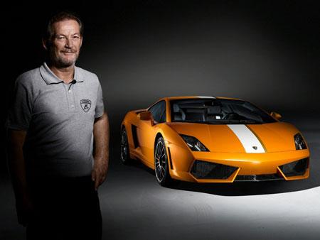 Lamborghini Gallardo LP 550-2 Valentino Balboni
