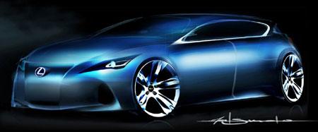Lexus C-Premium