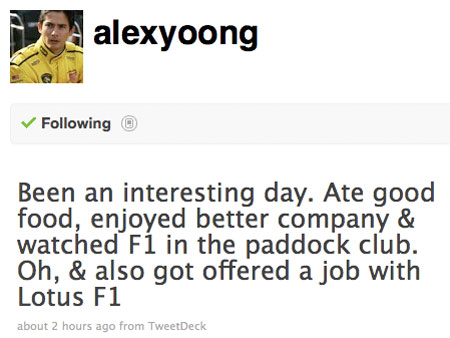 Alex Yoong