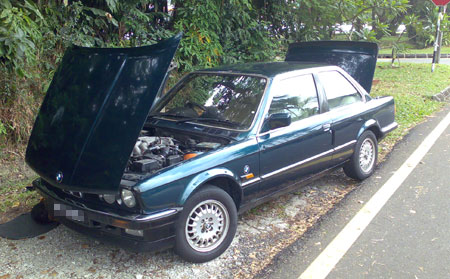 Birth of the E30 Coupe Owner's Journal!