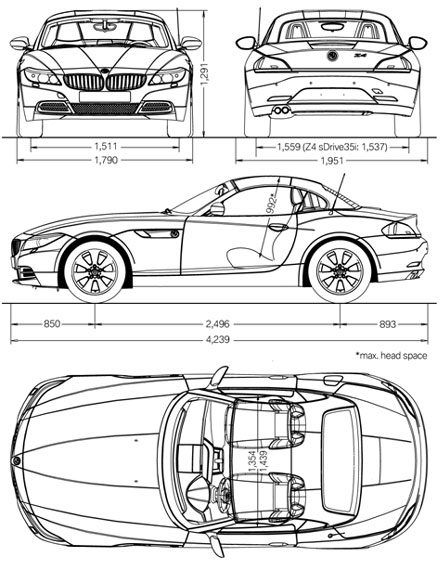 New Photos Of The New E89 Bmw Z4