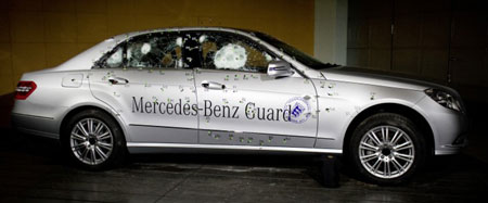 Mercedes-Benz E-Guard