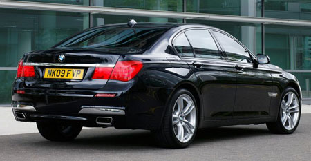 BMW 7-Series M-Sport