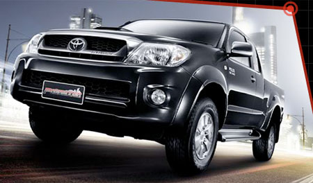 Toyota Hilux VN Turbo