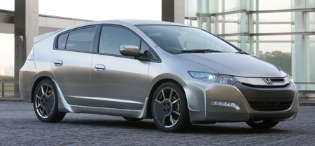 Honda Insight Sports Modulo