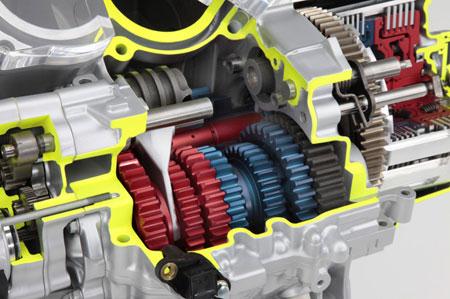Honda develops twin clutch gearbox    for bikes