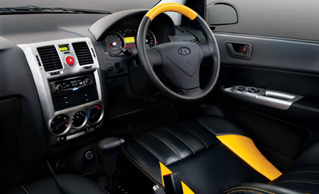 Hyundai Getz SE