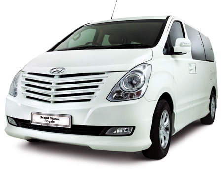 Hyundai Grand Starex Royale