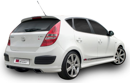 Free Bodykit For First 50 Hyundai I30 In 2010