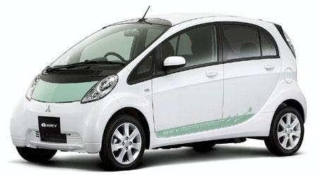 Mitsubishi i-MiEV EV