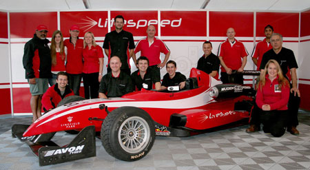 Litespeed F3 Team