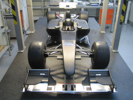 Lotus F1 Scale Model