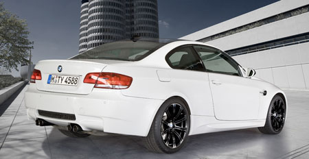 BMW M3 Edition Models