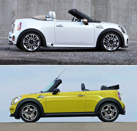 Oxford Twins Mini Coupe And Roadster Concepts