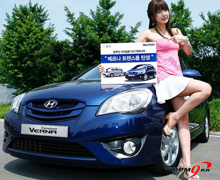 Hyundai Verna Transform