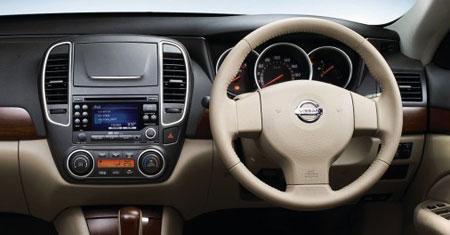 Nissan Bluebird Sylphy Facelift