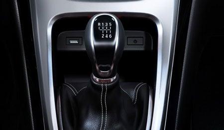 Opel Astra Manual Gearknob