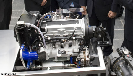 Proton Turbo Engine