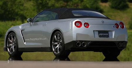 Nissan GT-R Convertible
