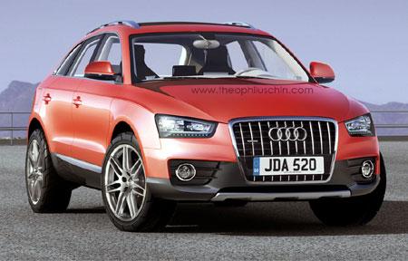 Audi Q3 Theophilus