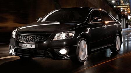 Toyota Aurion Facelift