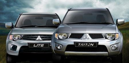 Triton Facelift