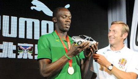 Usain Bolt M3