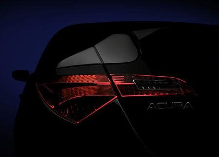 Acura  on Tags  Acura Coupe   Acura X6   Acura Zdx