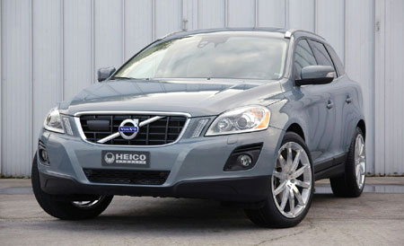 2009 heico sportiv volvo xc60 with video. Black Bedroom Furniture Sets. Home Design Ideas
