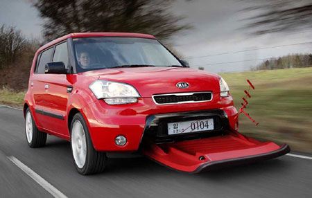 kia aero soul harness the power of the wind. Black Bedroom Furniture Sets. Home Design Ideas