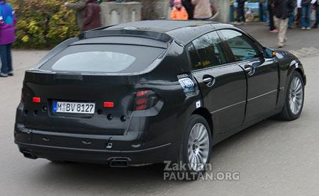 BMW PAS Spyshot
