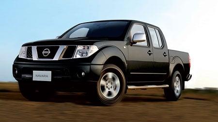 Nissan Navara 2013 Black
