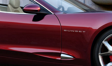 Fisker Karma Sunset S Convertible
