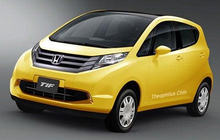 Honda Budget Car