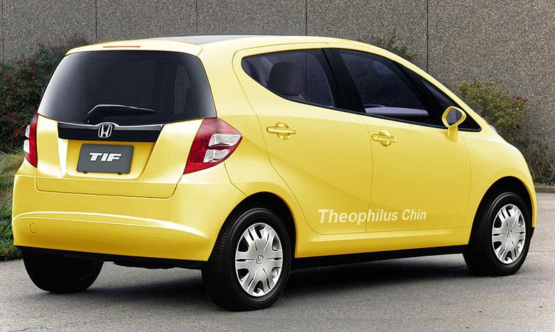Honda small car japan