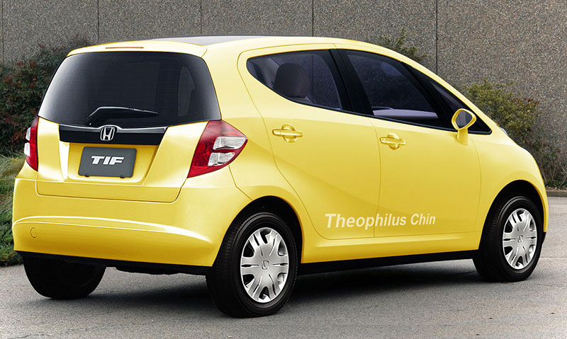 Honda Japan Confirms New A Segment Hatchback Gives Sneak
