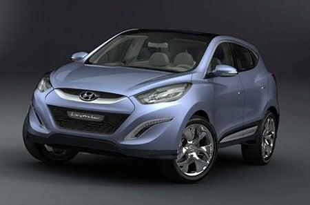 Hyundai Hed 6 Ix Onic Concept Previews Next Generation Tucson Ix35