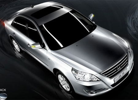 Hyundai Sonata Lin Xiang