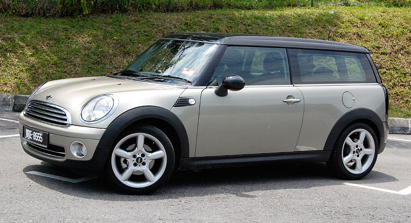 New Mini Clubman Test Drive Review