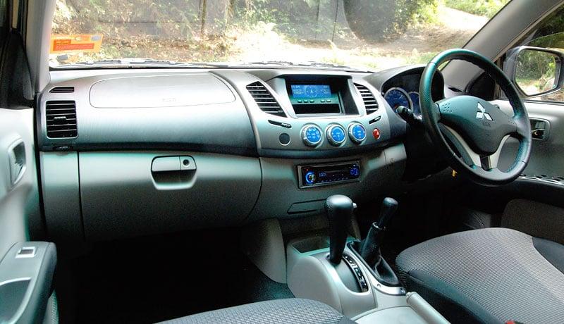 Mitsubishi triton 3.2 diesel review