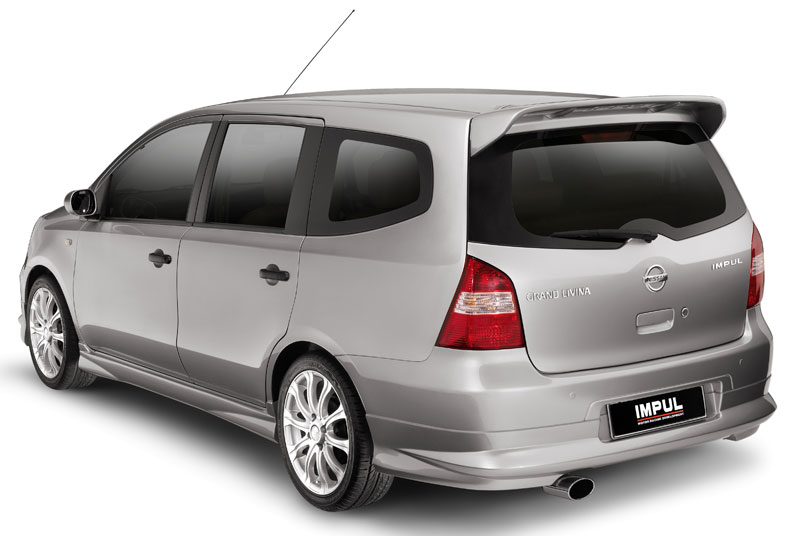 New Impul Grand Livina Now Available In Nissan Showrooms