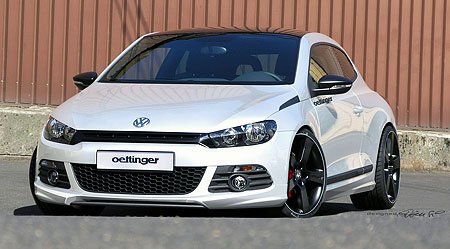 oettinger volkswagen scirocco 1 4 and 2 0 tsi. Black Bedroom Furniture Sets. Home Design Ideas