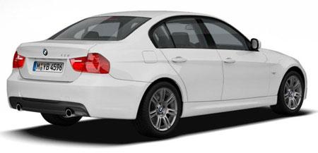 BMW E90 LCI M-Sport