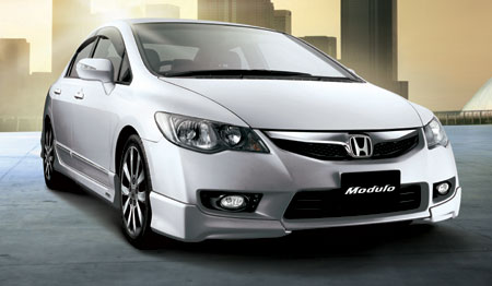 Honda Civic Modulo Facelift