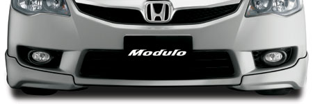Honda Civic Modulo Front