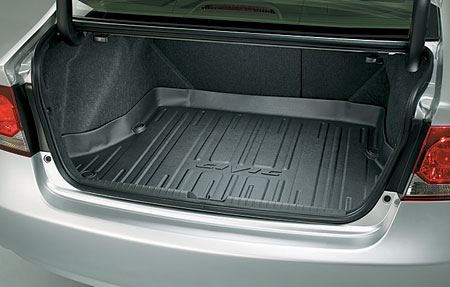 Honda Civic Modulo Trunk Tray
