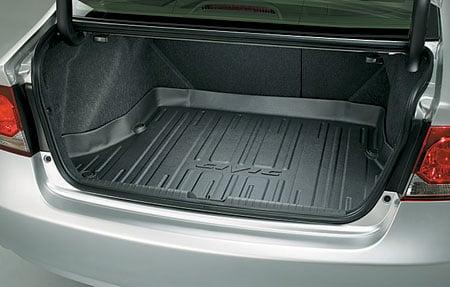 Honda Civic Modulo Trunk Tray