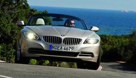 E89 BMW Z4 Roadster