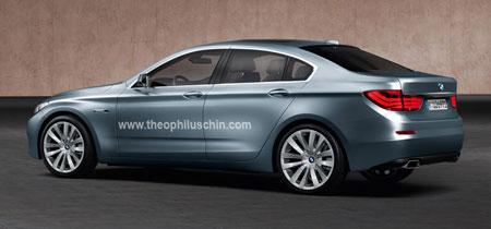 F10 BMW 5-Series