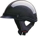 Half-shell helmet